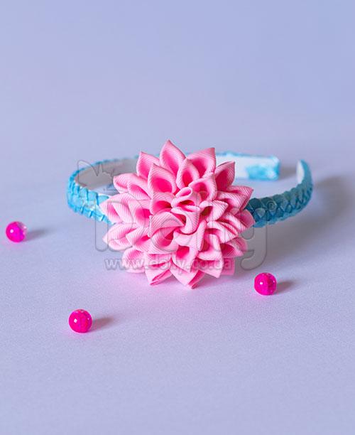 Обруч Витенкс розово-голубой