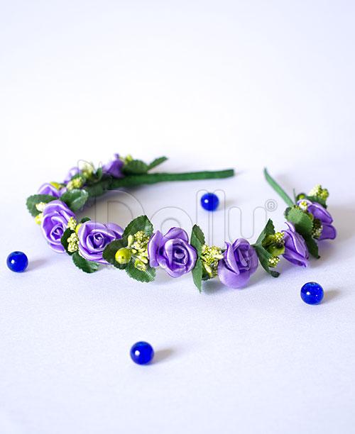 Обруч Ольха фиолетовый