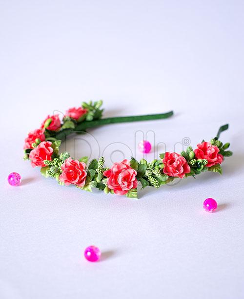 Обруч Радолея розовый