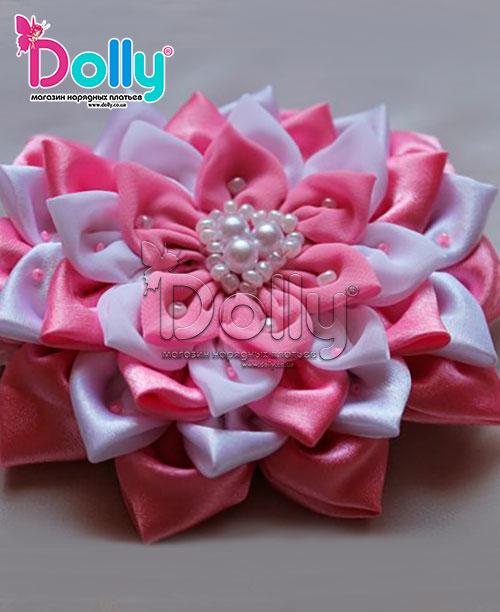 Повязка Жемчужная ракушка розовая