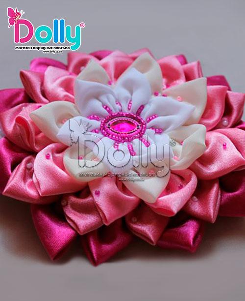 Повязка Рима розовая