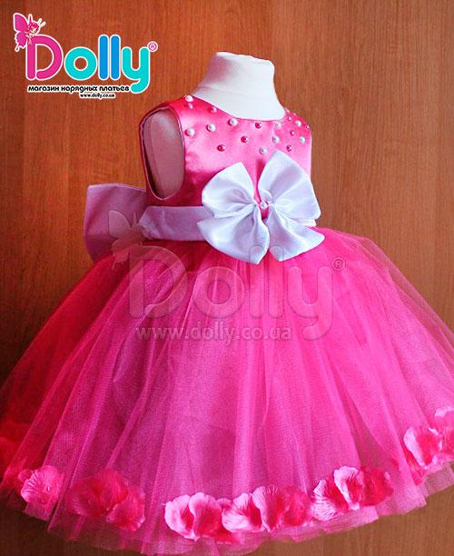 Платье Агнеса розовое