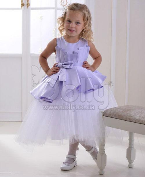 Платье Айрин фиолетовое
