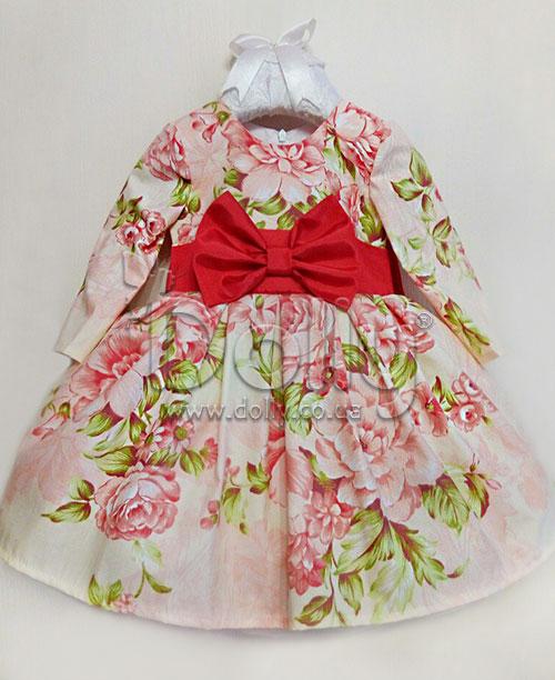 Платье Адэлайн разноцветное