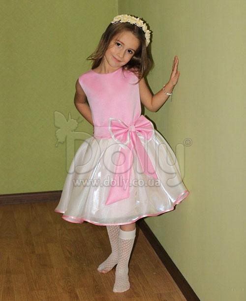 Платье Барби розовое