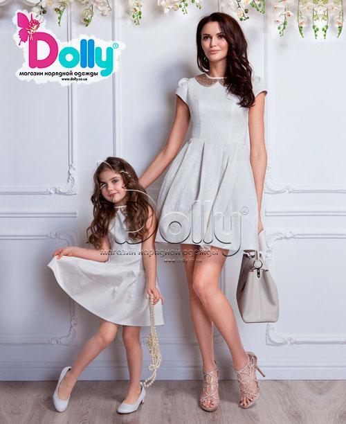 Платье Леди Грей серое