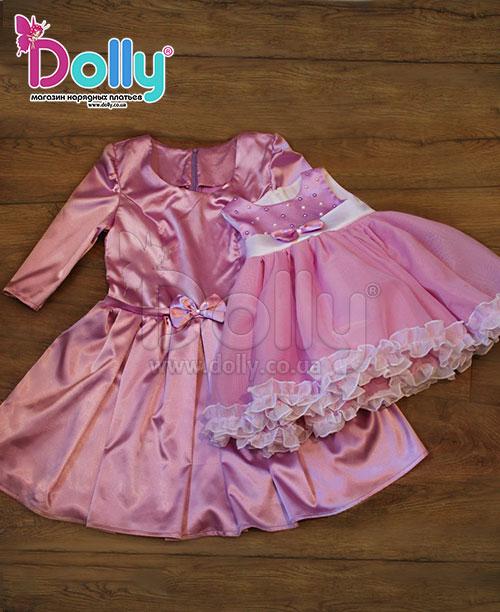 Платье Марго фиолетовое
