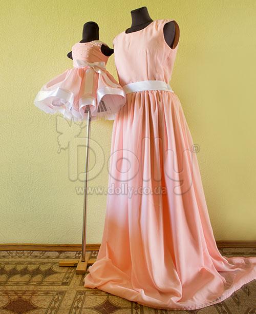 Платье Хенрите бежевое