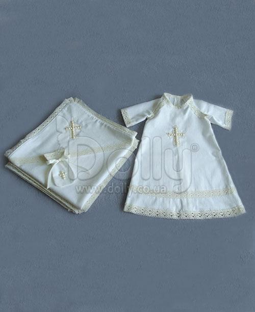 Набор для крещения Яфа белый