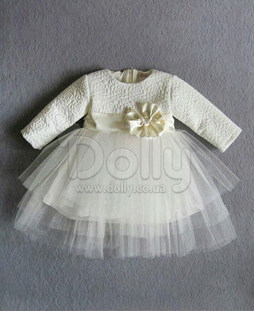 Платье Адина шампань