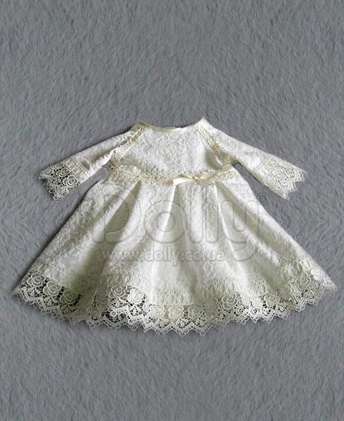 Платье Захария шампань