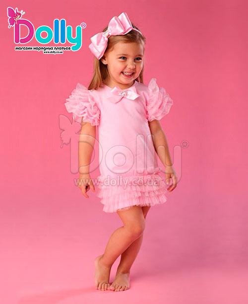 Платье Алиса розовое