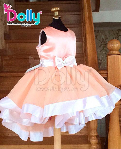 Нарядное платье для девочки сшить с пышной юбкой 22