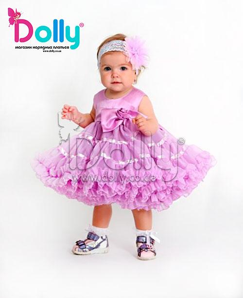 9f20bfce3968 Dolly.co.ua   Платье Флорет фиолетовое. Цена, купить Платье Флорет ...